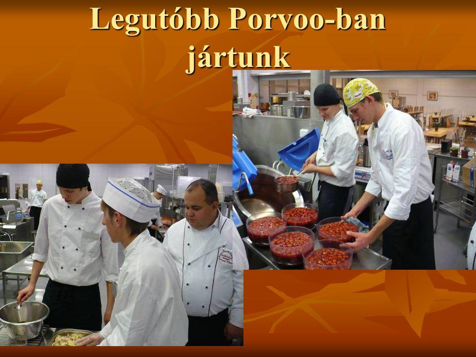 Legutóbb Porvoo-ban jártunk