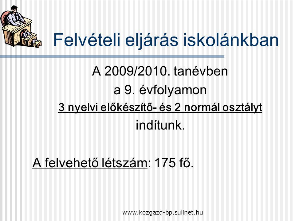 www.kozgazd-bp.sulinet.hu Érettségi utáni szakképzés A Fővárosi Önkormányzat, mint a szakközépiskolák fenntartója, az érettségi utáni szakképzést TÉRS