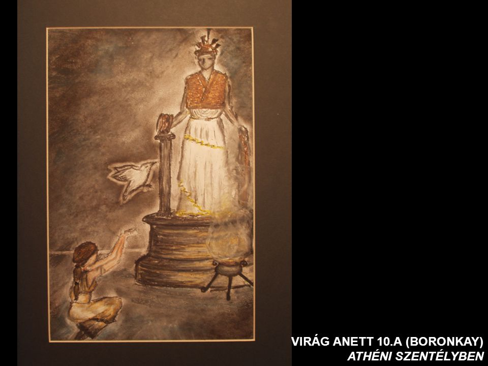 PETYERÁK ANDREA 11.B DRAPÉRIA LÉTRÁVAL