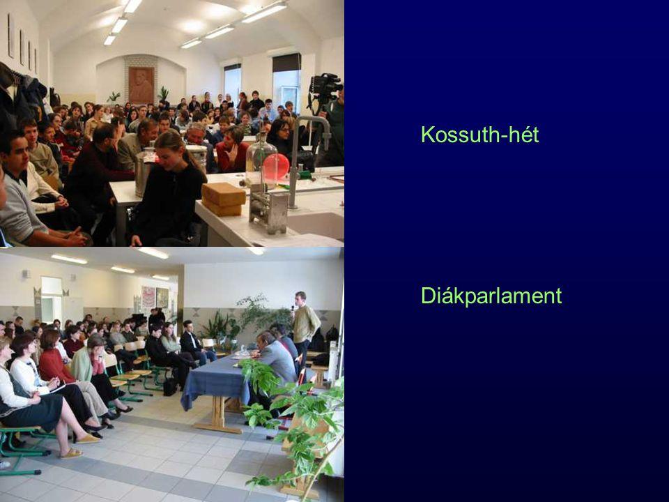 Kossuth-hét Diákparlament