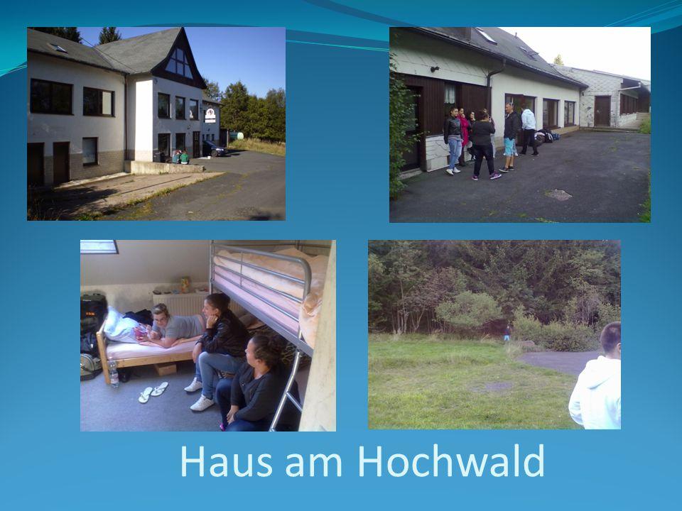 Haus am Hochwald