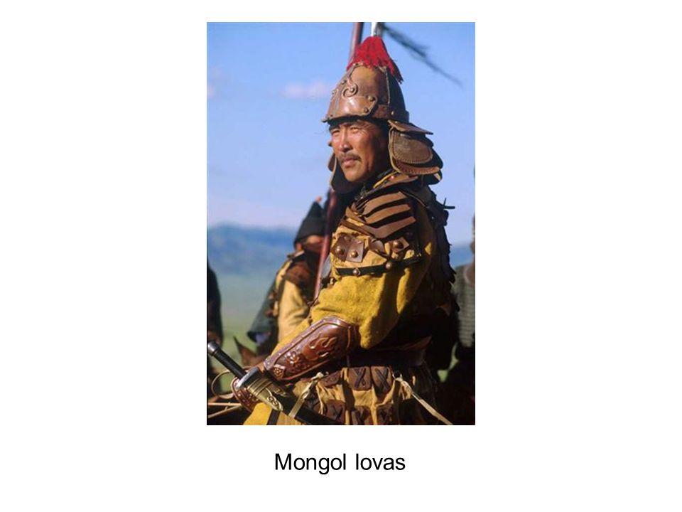Mongol lovas