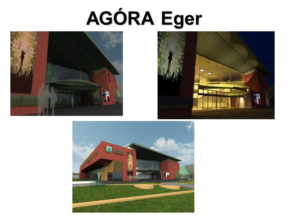 AGÓRA Eger