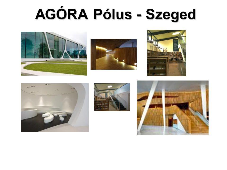 AGÓRA Pólus - Szeged