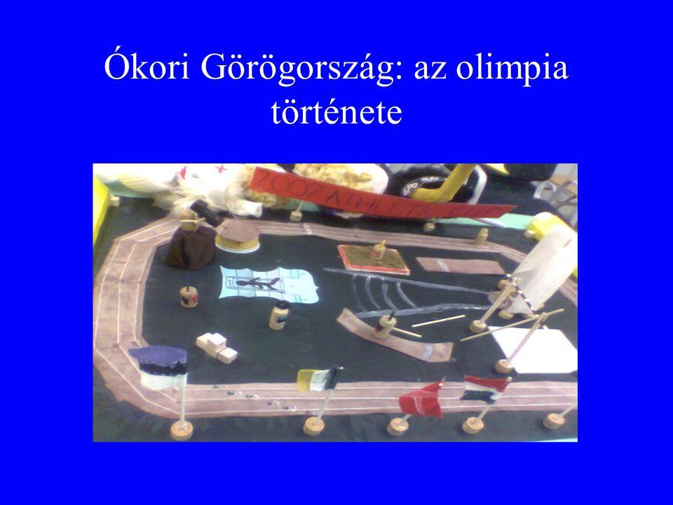 Ókori Görögország: az olimpia története
