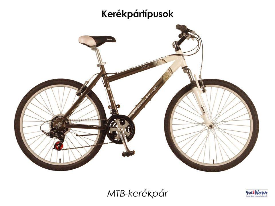Kerékpártípusok MTB-kerékpár