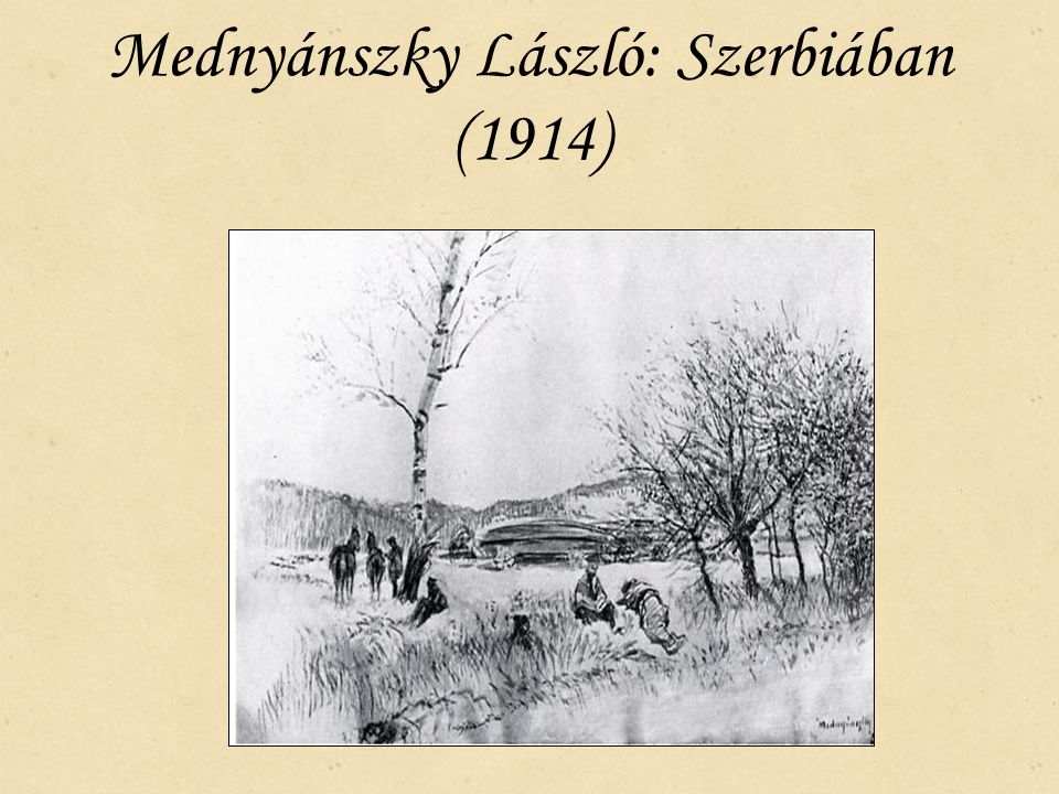 Rudnay Gyula: Menekülő asszony (1917)