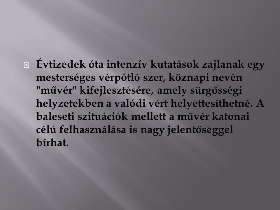  Horváth István dollármilliókat érő találmánya iránt a magyar hatóságok nem biztos, hogy érdeklődnek.
