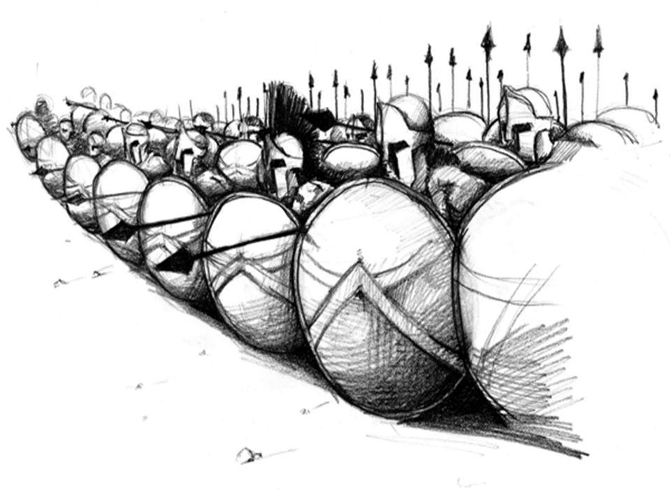 A spártai asszonyok úgy buzdították hadba induló férjüket, hogy vagy pajzsukkal térjenek haza, vagy pajzsukon.