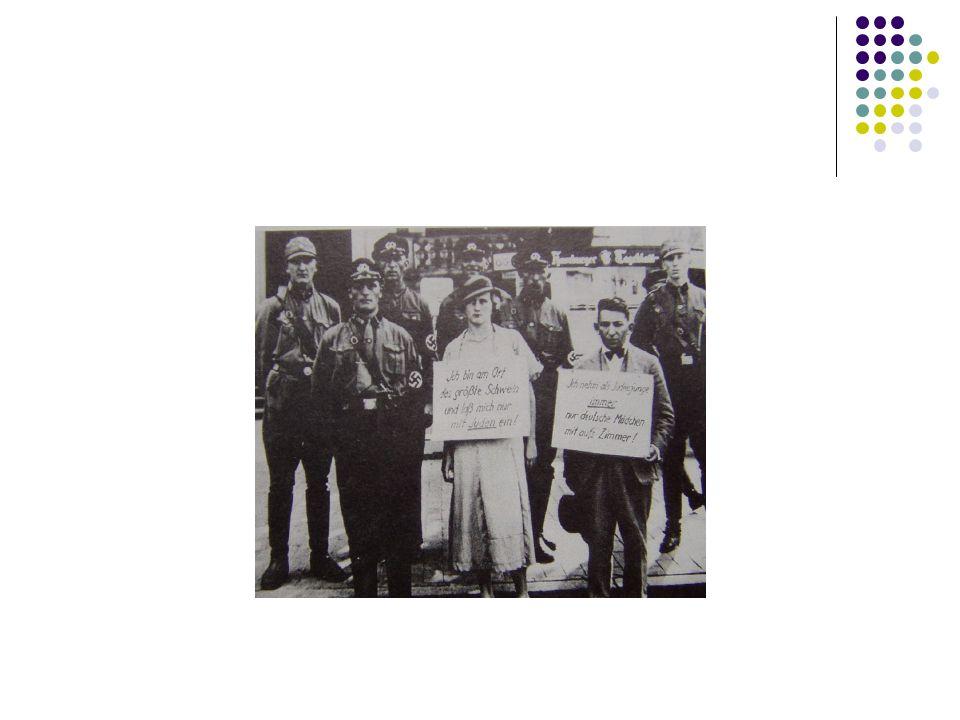 """6. A diktatúra és a társadalom a) a társadalom teljes ellenőrzése - szakszervezetek helyett: """"Munkafront"""" (kötelező tagság) - fiatalok: """"Hitlerjugend"""""""
