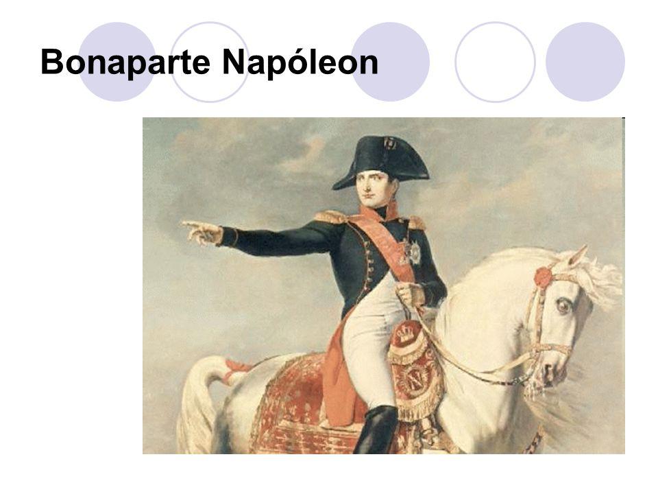 Bonaparte Napóleon