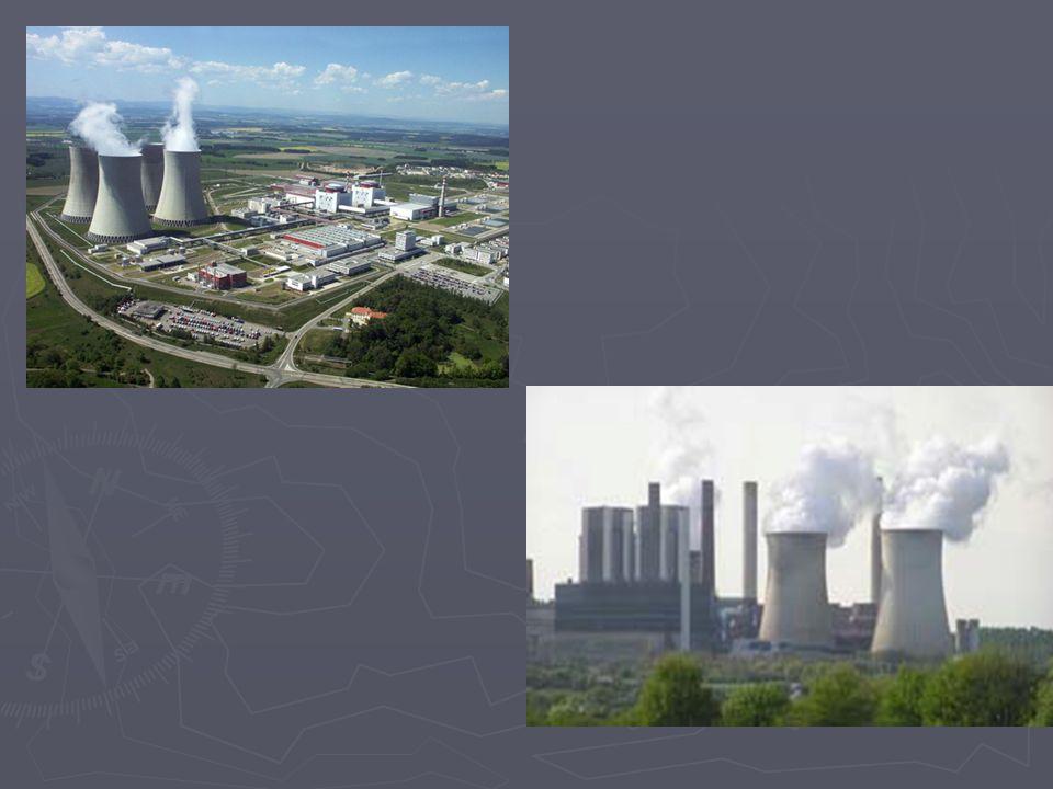 ► ► A világon 440 reaktor működik, amelyek a világ villamosenergia- termelésének tizenöt százalékát adják.