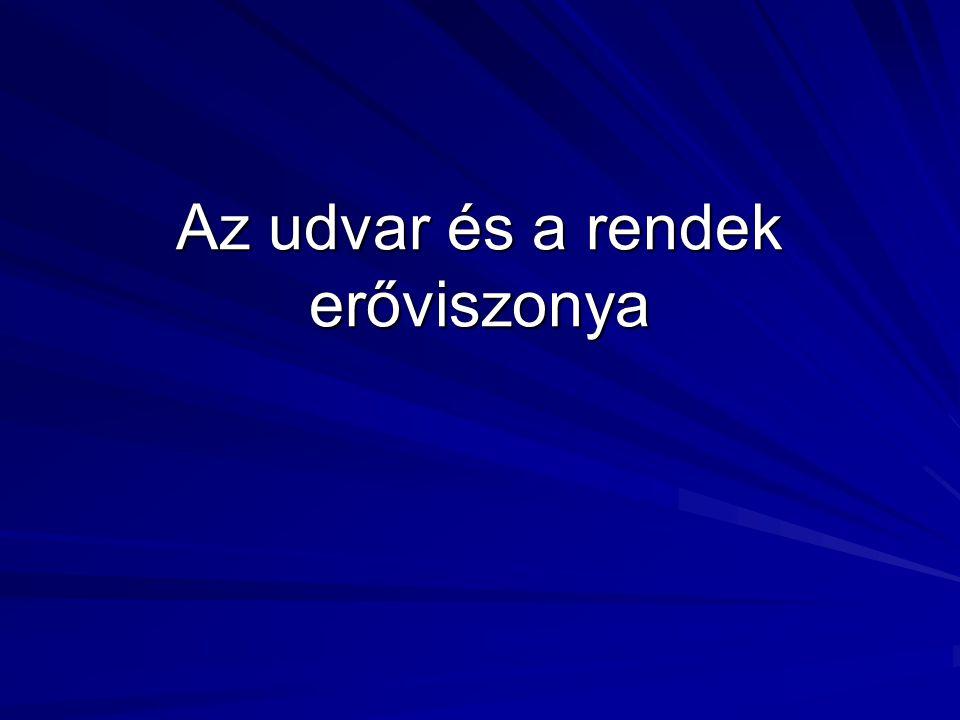 1. Magyarország új szerepe 2. Pozsonyi országgyűlés 3. Vallás