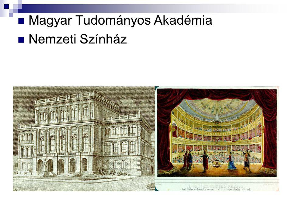 Magyar Tudományos Akadémia Nemzeti Színház