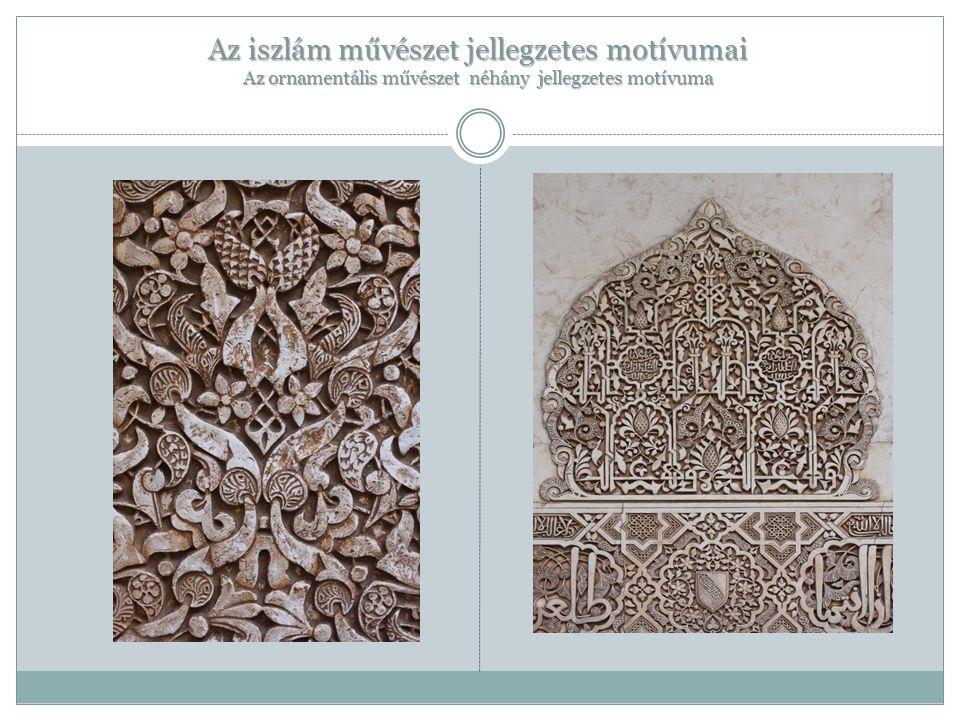 Az arab kultúraterjedése Térkép beillesztése