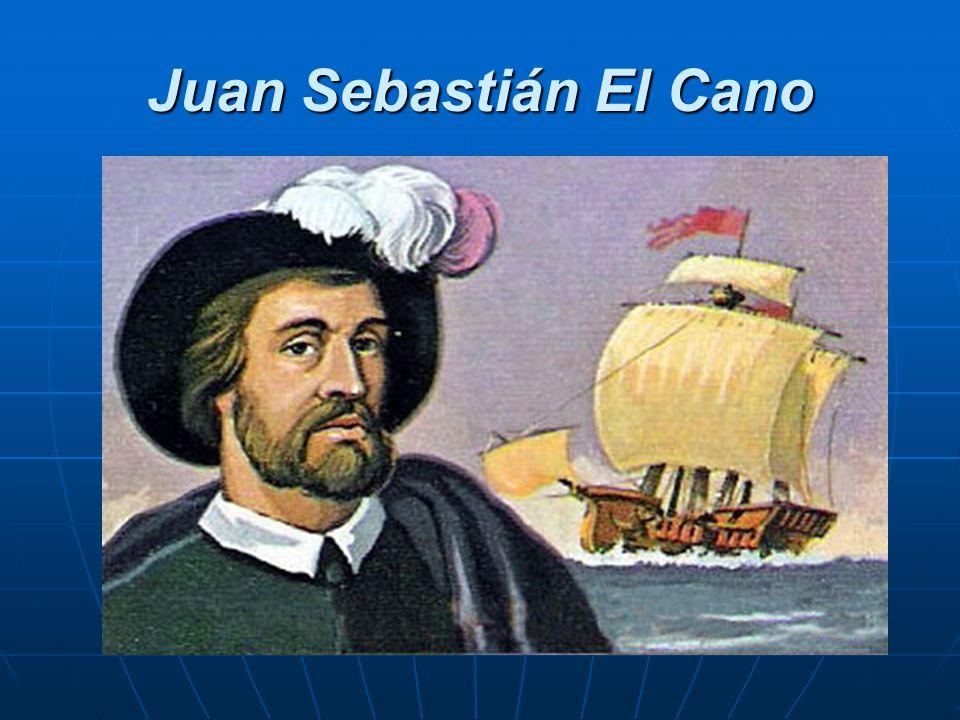 Juan Sebastián El Cano