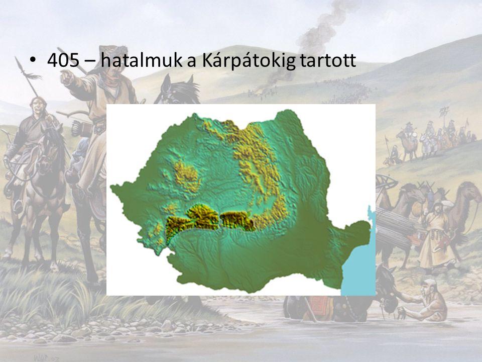 Betelepült hunok 3 nagy részre oszlottak - Oktas - Ruga - Mundzsuk ~Bleda ~Attila