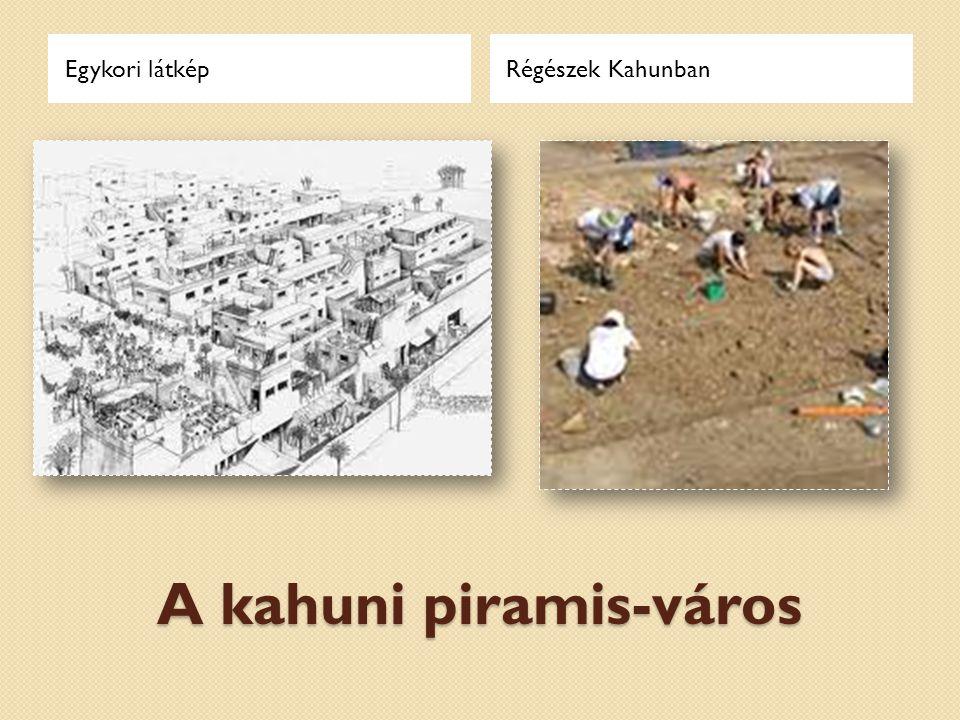 Khephrén halotti temploma Homlokzati képA piramisok közelében