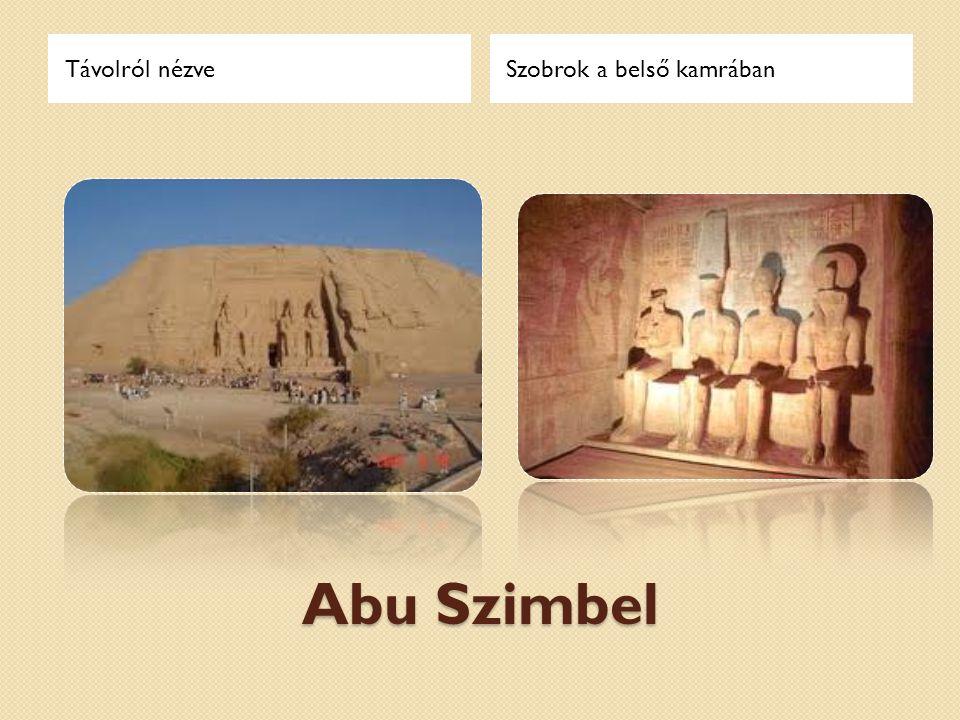 A kahuni piramis-város Egykori látképRégészek Kahunban