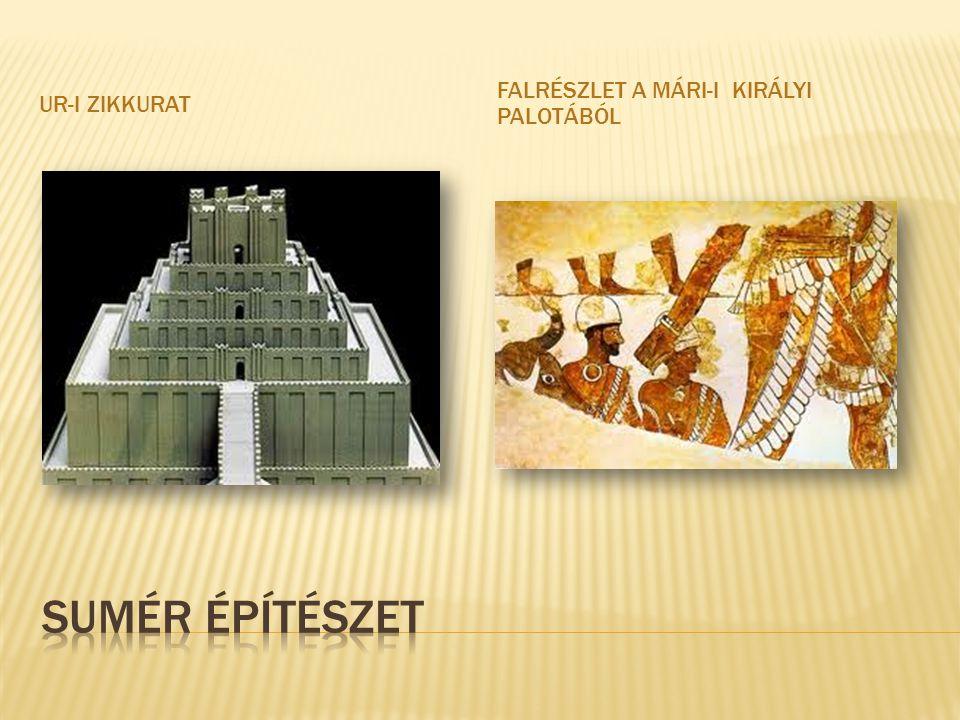 A mezopotámiai építészet főbb korszakai