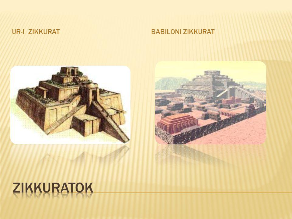 Zikkuratok, paloták és lakóházak az ókori Mezopotámiában