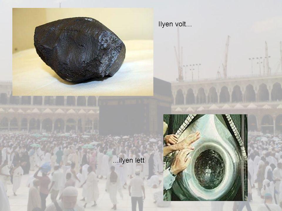 Az arab hagyomány Isten elhatározta, hogy megteremti a Földet Angyalok le akarták beszélni De nem tudták  Azt hitték, Isten megharagudott rájuk