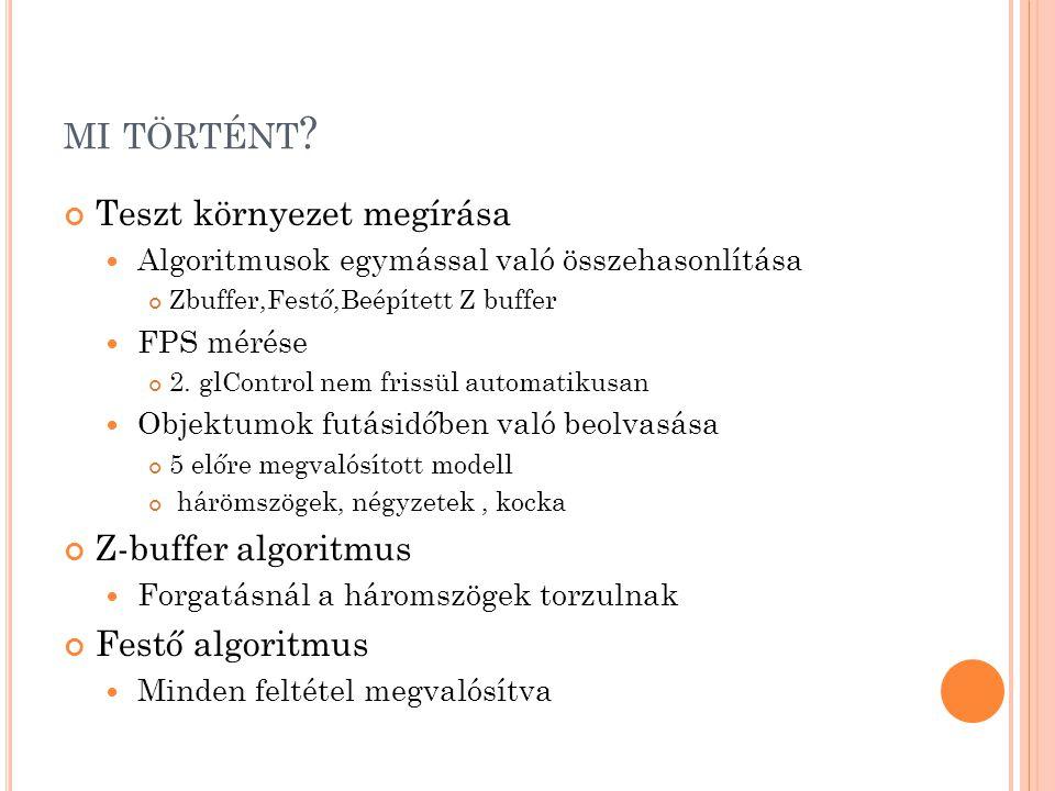 P ONTOK Kalmár László – 40% Földi Antal – 60%