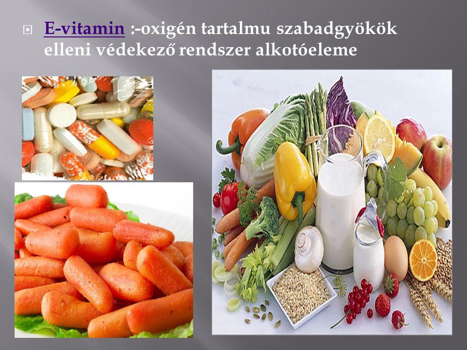K-vitamin :-véralvás