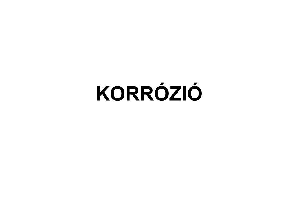 KORRÓZIÓ