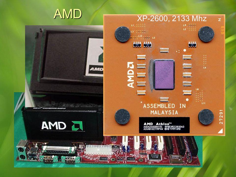 AMD XP-2600, 2133 Mhz