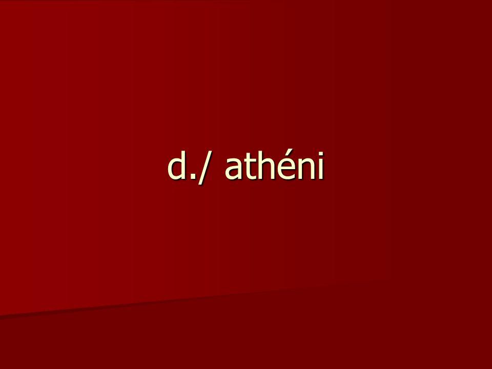 d./ athéni