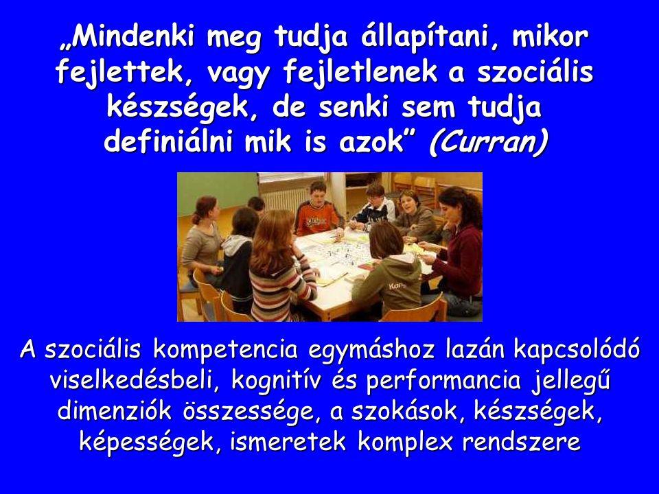  Önfejlesztő iskola, bátorító és innovációkat támogató vezetés  Motivált, értékelt és támogatott módszertani fejlődés  A nevelői kompetenciák erősítésére irányuló érdekeltségi rendszer  A nevelés minőségére, annak értékelésére létrejött fórumok  Partnerek (fenntartó, szülők, társintézmények) bevonása  Kompetenciafejlesztési munkacsoportok létrehozása  Helyi önképzések, vitafórumok  Hatékony helyi tudásmenedzsment, a tanuló iskola megvalósulása  A változással, fejlődéssel kapcsolatos nyitottság és készség Akadályok és kitörési pontok