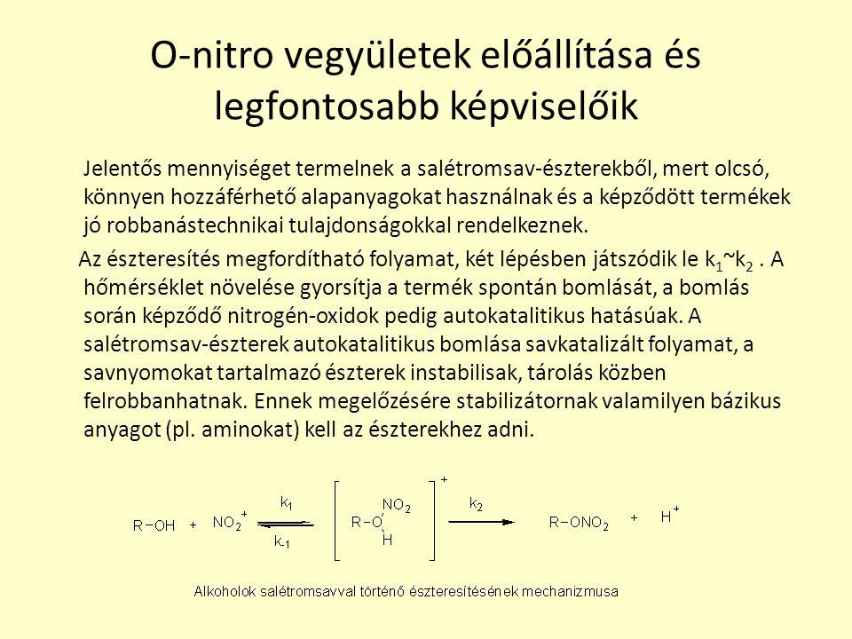 Glicerin-trinitrát (nitroglicerin, NG, NGL): 1846.