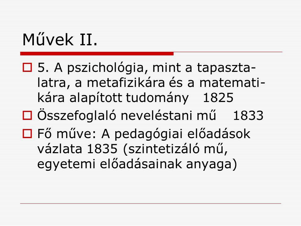 Művek II. 5.