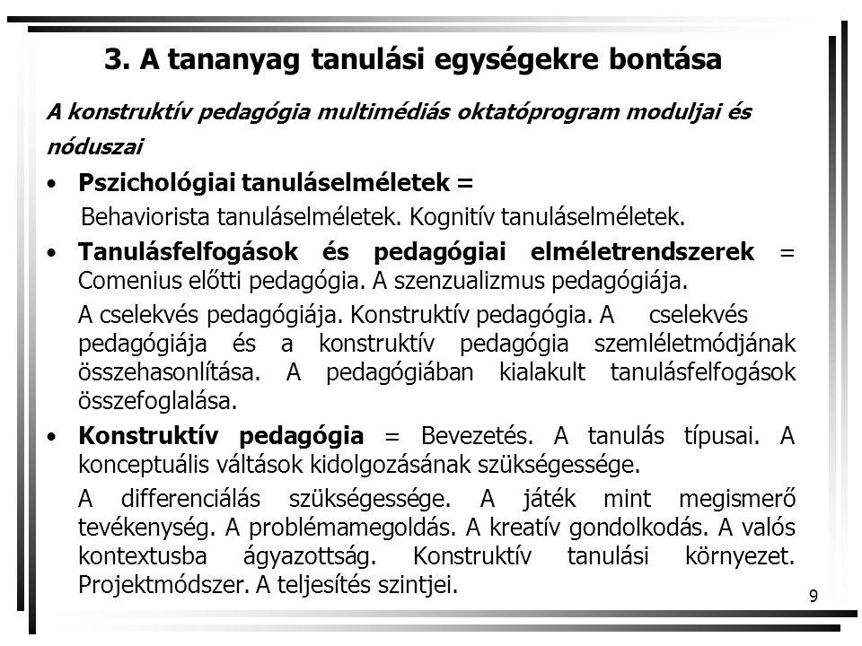 10 A képesség fogalma = Általános és speciális pedagógiai képességek.