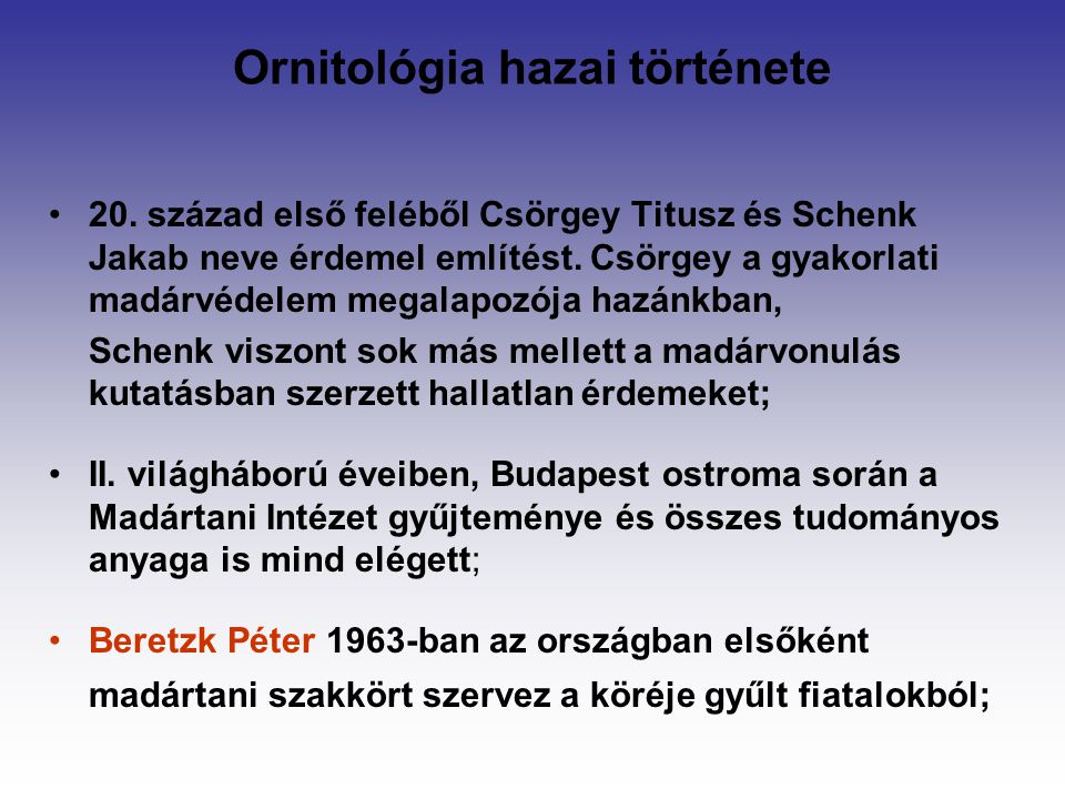 Mérgezések Eddig egy ügy zárult le ítélettel, amikor is egy gazdát, aki a helytelen vegyszerhasználattal 115 daru pusztulását okozta, közel 15 millió Ft-os kártérítésre ítélték; Magyar Madártani Egyesület és a nemzeti parkok szakemberei a legveszélyeztetettebb területek folyamatos ellenőrzésével próbálják a lehető leghamarabb észlelni az egyes mérgezéses eseteket, és felszámolni a méreg-forrást; jövőbeli esetek megelőzése csak úgy lehetséges, ha a mérgezések veszélyességéről széleskörű felvilágosító munka kezdődik, ha több bűnös elnyeri precedens értékű méltó büntetését, valamint ha a veszélyes szerek végleg eltűnnek