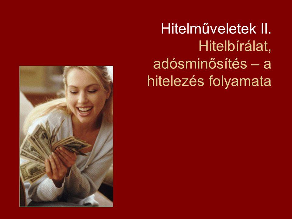 Eredménykimutatás/Income Statement A.Üzemi tevékenység eredménye/Operating Income (ért.