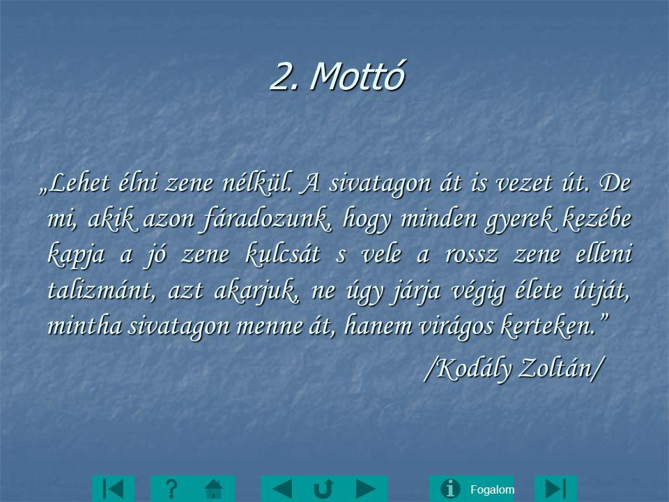 Fogalom2.3.A barokk kor neves itáliai zeneszerzője és hegedűművésze: Antonio Vivaldi.