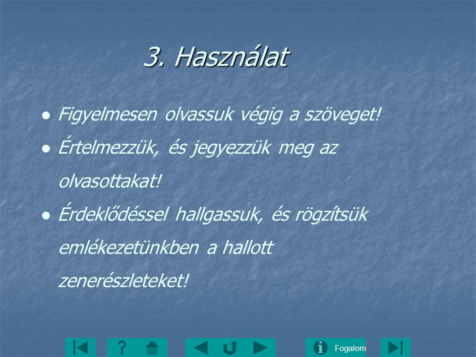 Fogalom2.4.Német zeneszerző, a barokk zene legnagyobb mestere.