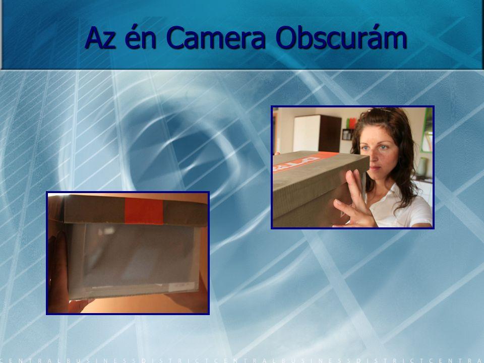 Az én Camera Obscurám