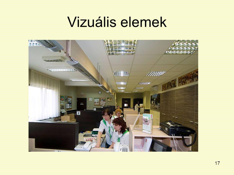 17 Vizuális elemek