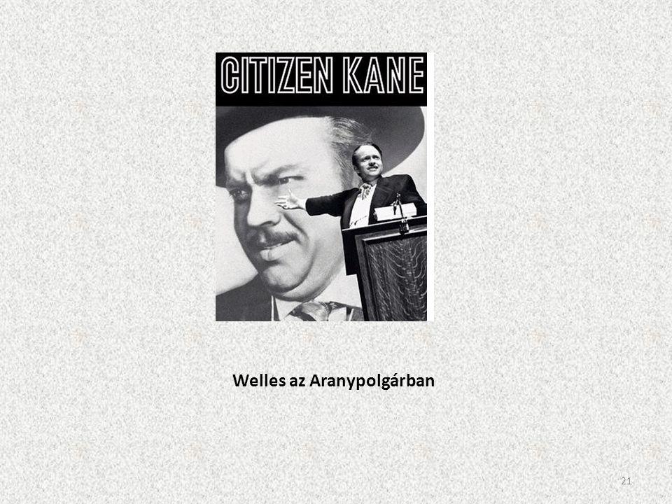 Welles az Aranypolgárban 21