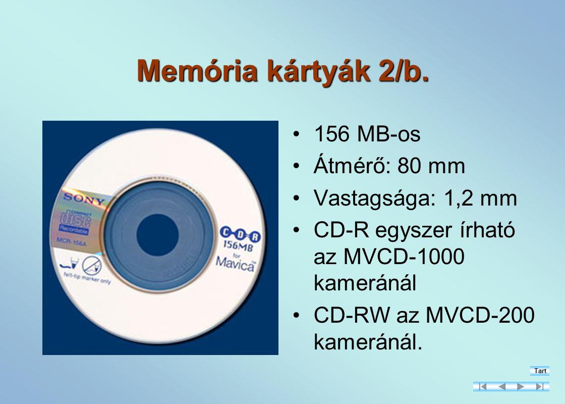 Memória kártyák 2/b.