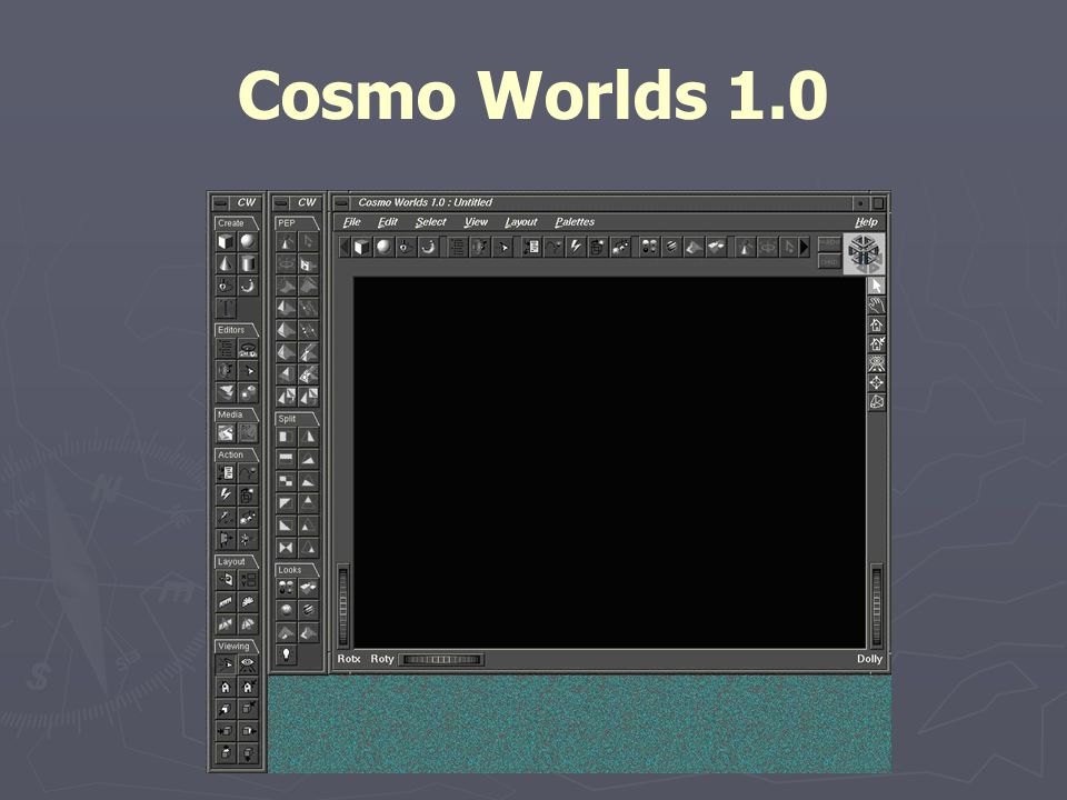 Cosmo Worlds 1.0