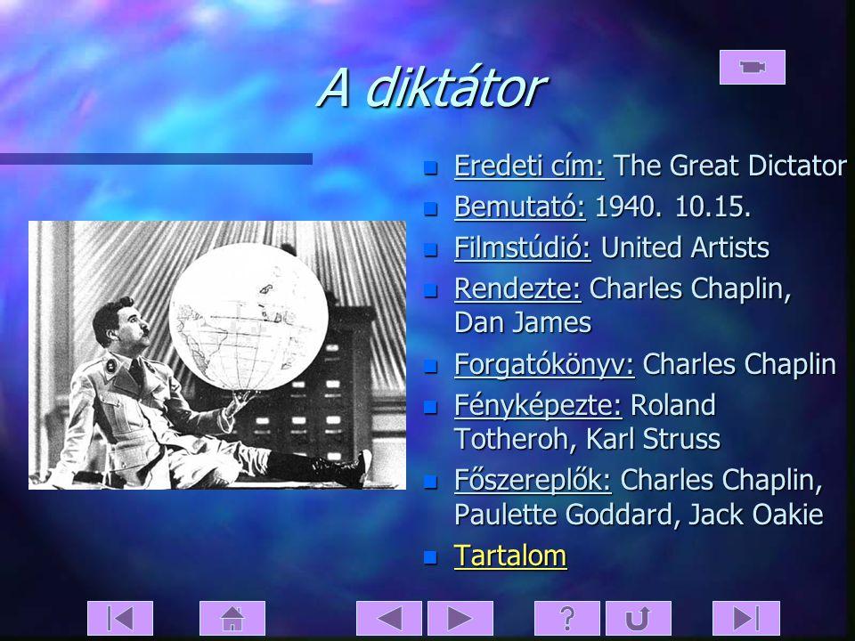 Modern idők - filmrészlet n Az ipari tömegtermelés kritikája - a film egy híressé vált jelenetében Chaplin egy kerékgyár szimbolikus fogaskerekei közé