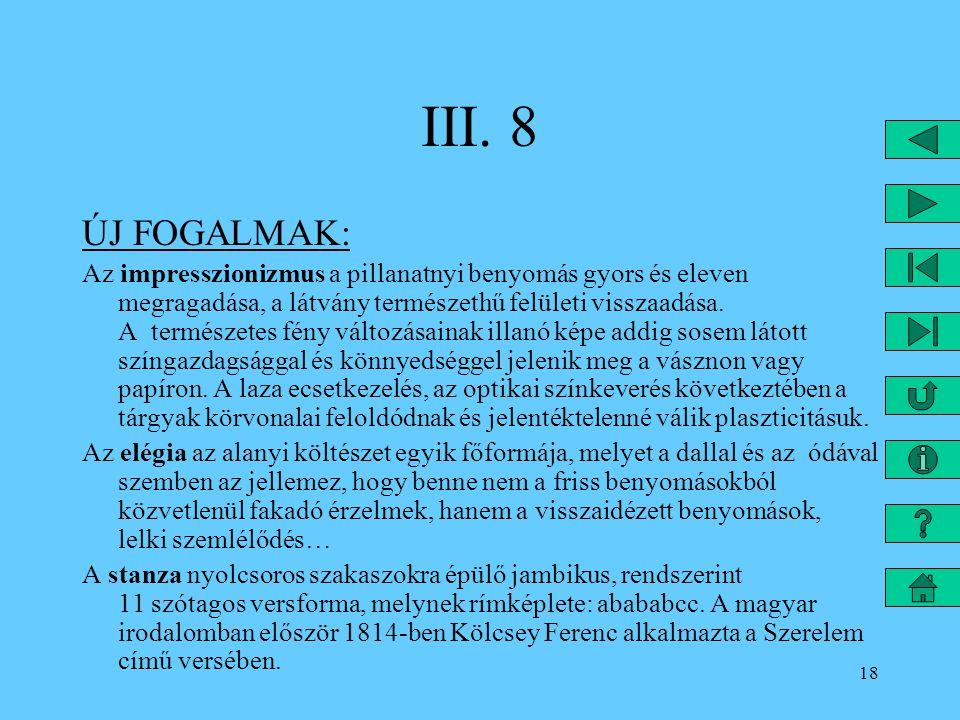 18 III.