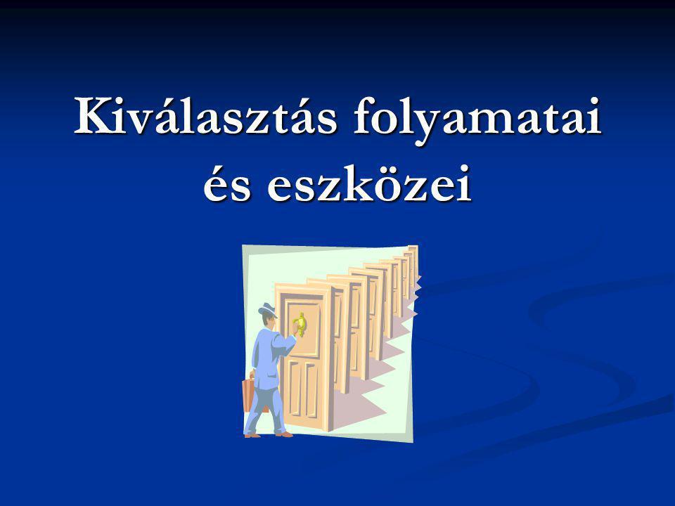 22 2. Az Eysenck-féle Személyiség Kérdőív (EPQ – Eysenck Personality Questionnaire)