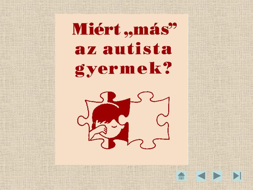 Az autizmus a szociális viselkedés, a kommunikáció, a képzeletbeli működés és rugalmas gondolkodás fogyatékossága.