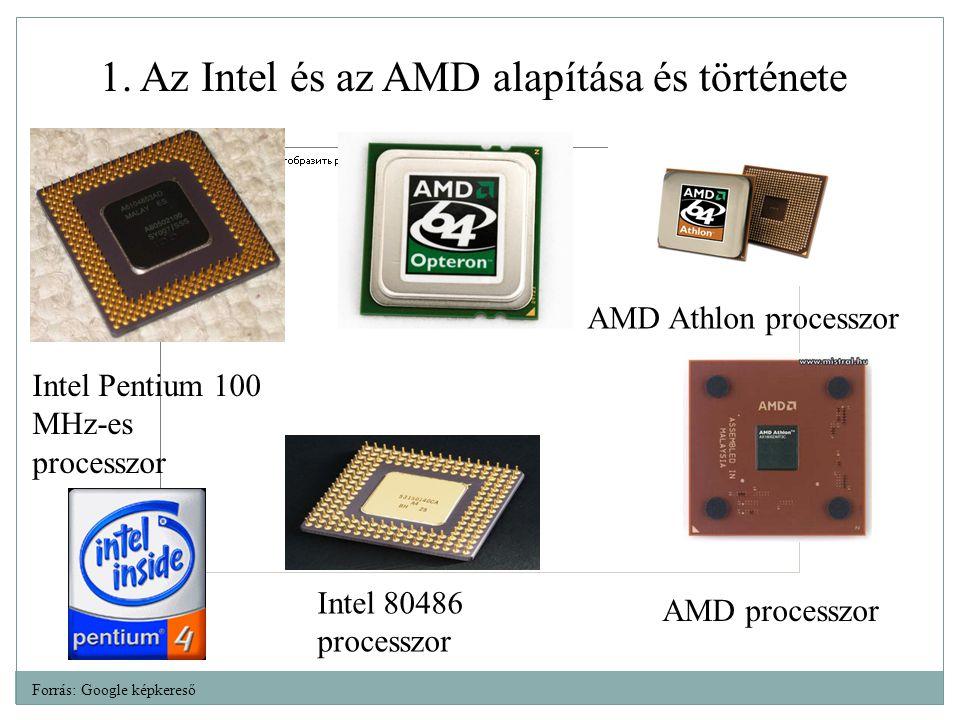 Intel Pentium 100 MHz-es processzor 1.