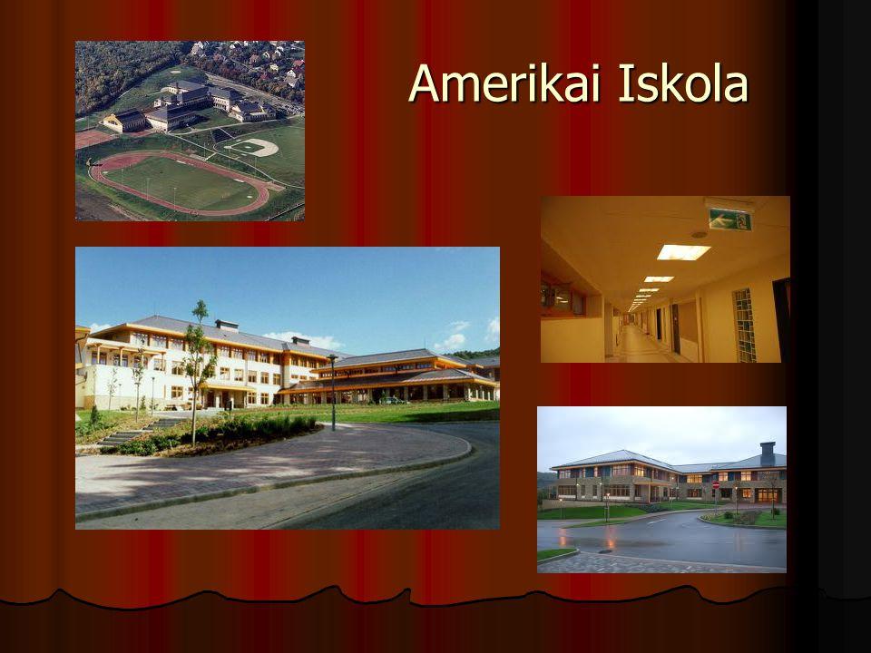 Amerikai Iskola Amerikai Iskola